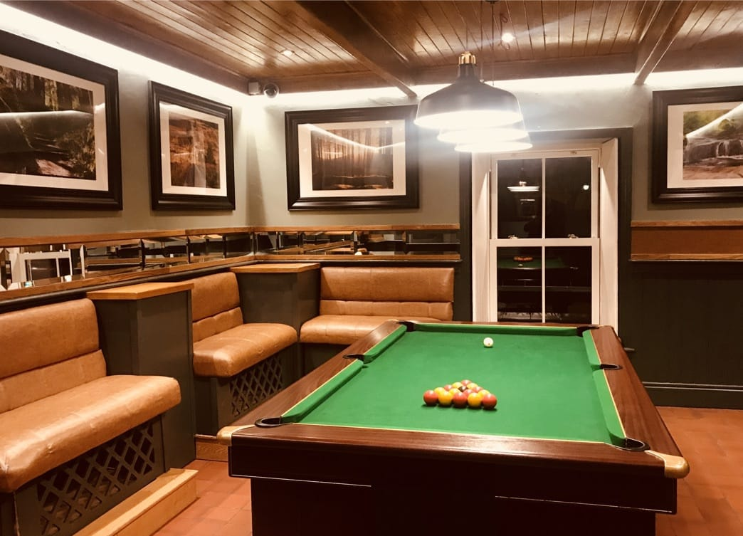 giltraps pool room